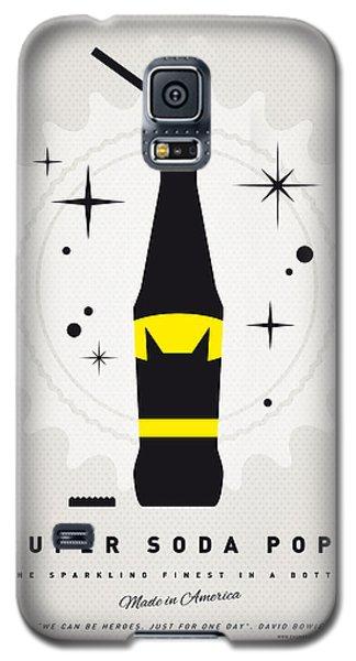 Superhero Galaxy S5 Case - My Super Soda Pops No-07 by Chungkong Art