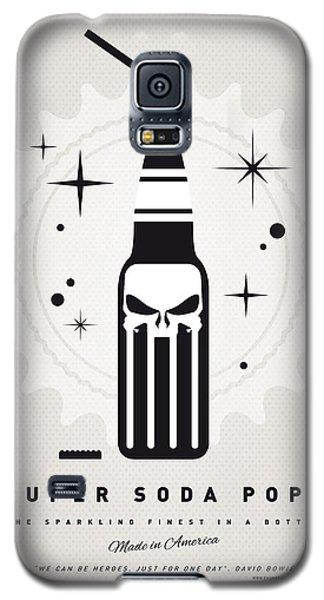 Superhero Galaxy S5 Case - My Super Soda Pops No-15 by Chungkong Art