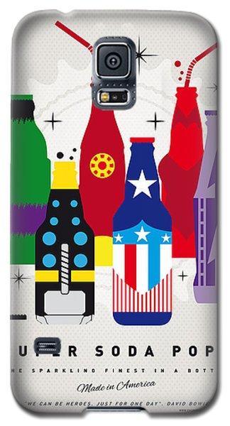 Superhero Galaxy S5 Case - My Super Soda Pops No-27 by Chungkong Art