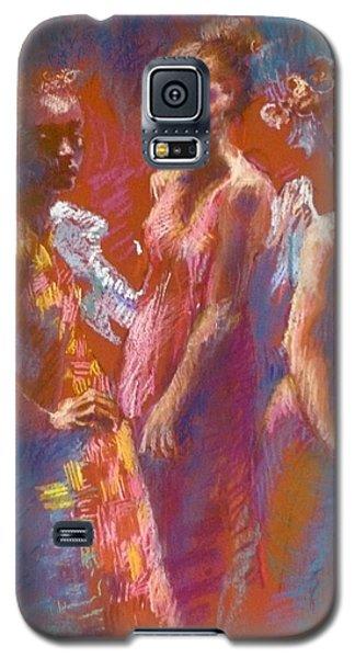 My Three Angels Galaxy S5 Case