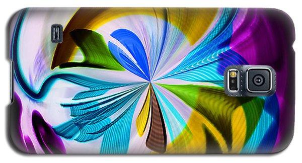 My World Galaxy S5 Case by Sonya Lang