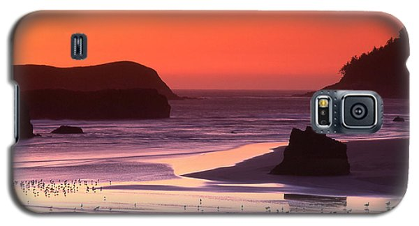 Myers Creek Sunset Galaxy S5 Case