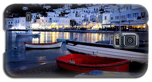 Mykonos Greece Galaxy S5 Case