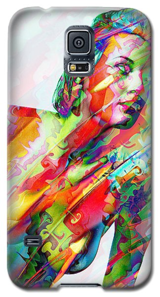 Myriad Of Colors Galaxy S5 Case