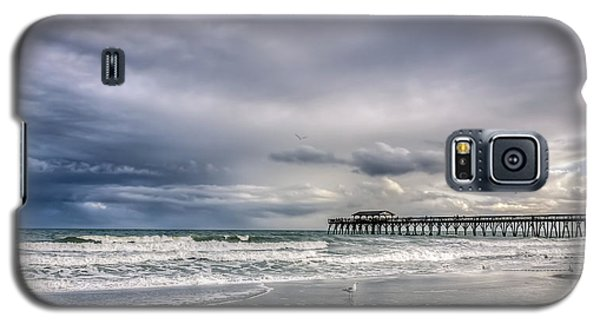 Myrtle Beach Fishing Pier Galaxy S5 Case by Rob Sellers