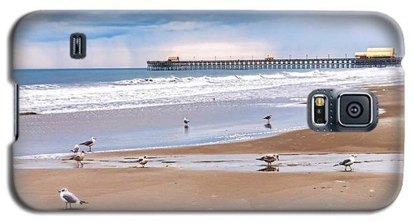 Myrtle Beach - Rainy Day Galaxy S5 Case