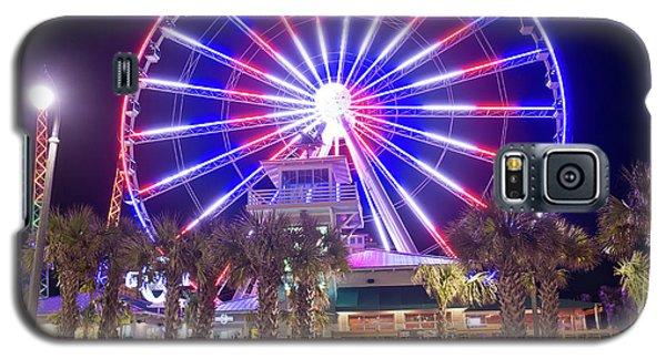 Myrtle Beach Sky Wheel Galaxy S5 Case