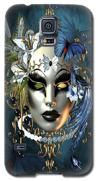 Mysteries Of The Mask 1 Galaxy S5 Case