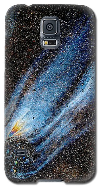 Galaxy S5 Case featuring the photograph Mysterious Traveler by Samuel Sheats