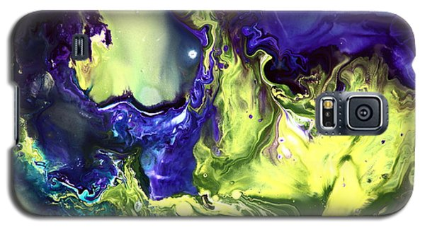 Mysterious Way Bright Abstract Painted By Nature Galaxy S5 Case