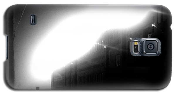 Galaxy S5 Case featuring the photograph Mystery Train by Steven Macanka