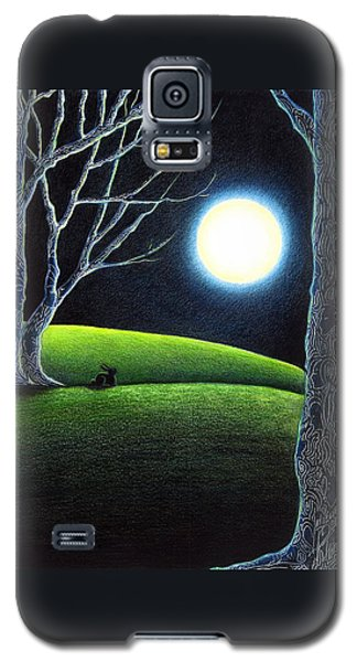 Mystery's Silence And Wonder's Patience Galaxy S5 Case