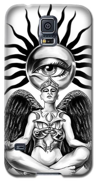 Mystic Contemplation By Spano Galaxy S5 Case