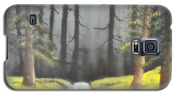 Mystic Forest Galaxy S5 Case by Mindy Bench