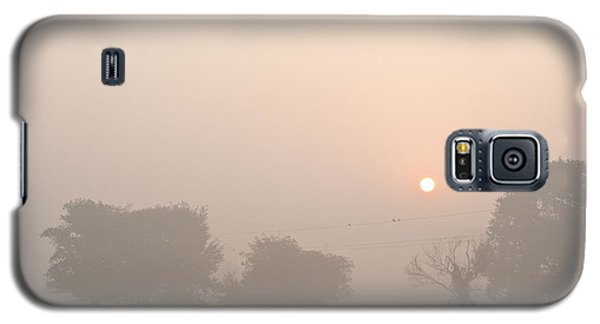 Galaxy S5 Case featuring the photograph Mystic Landscape by Lana Enderle