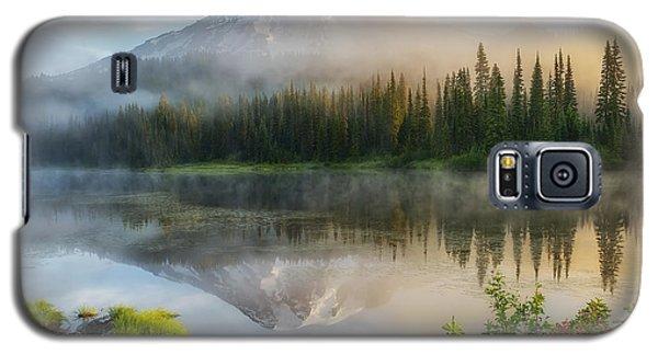 Mystic Rainier Galaxy S5 Case by Ryan Manuel