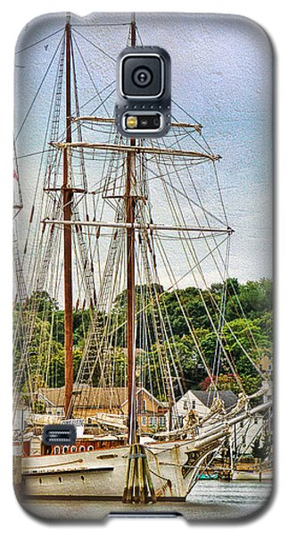 Mystic Seaport  Galaxy S5 Case