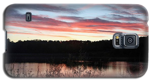 Mystic Sunset Galaxy S5 Case