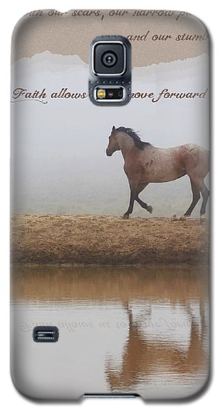 Mystical Beauty Inspirational Galaxy S5 Case