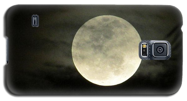 Mystical Moon Over Tampa Galaxy S5 Case