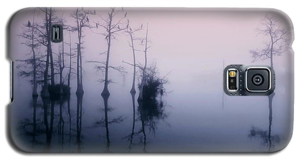 Mystical Morning On The Lake Galaxy S5 Case