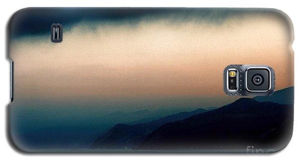 Mystical Sunrise Galaxy S5 Case
