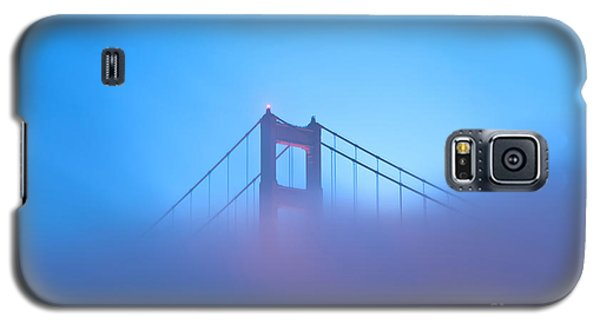Galaxy S5 Case featuring the photograph Mythical Gate by Jonathan Nguyen