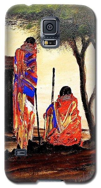N 87 Galaxy S5 Case