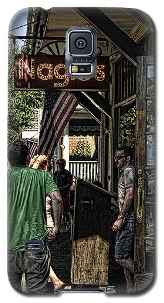 Nagle's Apothecary Cafe Galaxy S5 Case