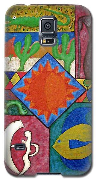 Naive #12 Galaxy S5 Case