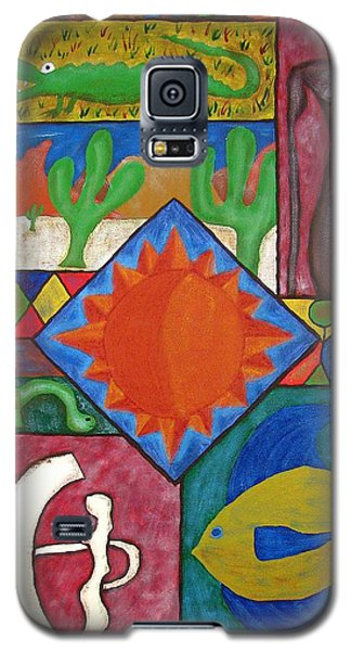 Naive #12 Galaxy S5 Case
