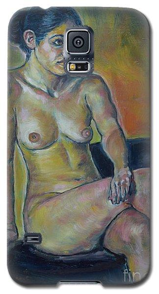 Naked Suri 1 Galaxy S5 Case
