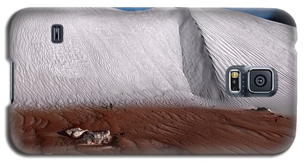 Nambung Desert Floor Galaxy S5 Case