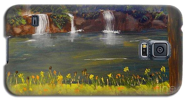 Nandroy Falls In Queensland Galaxy S5 Case