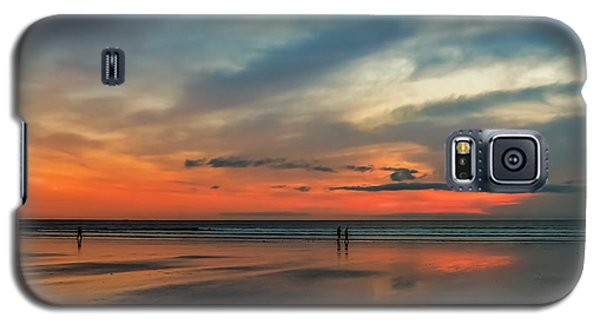 Nantasket Beach Sunrise Galaxy S5 Case