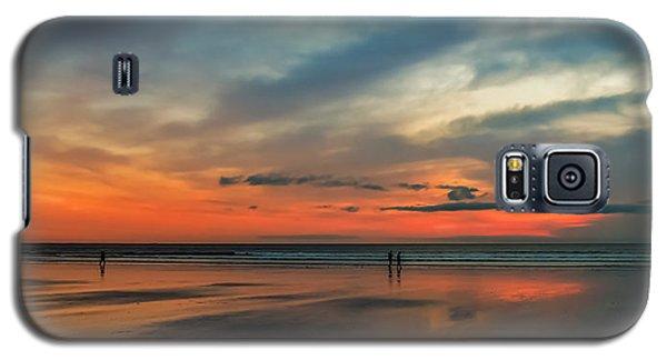 Nantasket Beach Sunrise Galaxy S5 Case