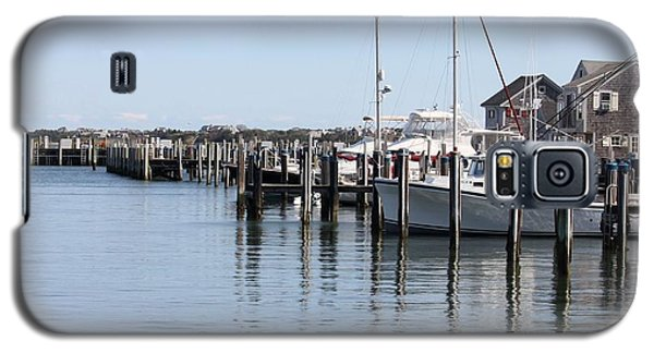 Nantucket Harbor Galaxy S5 Case