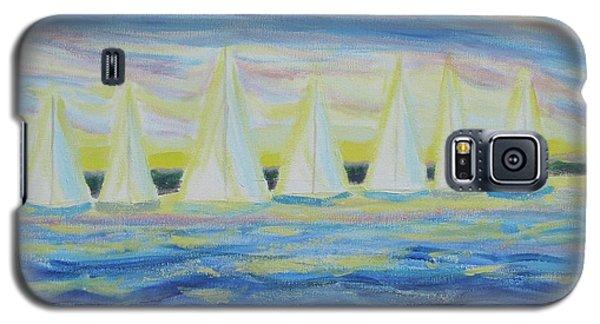 Nantucket Sunrise Galaxy S5 Case by Diane Pape