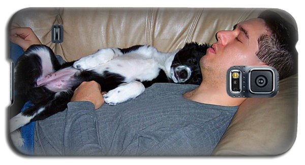 Nap Time Galaxy S5 Case