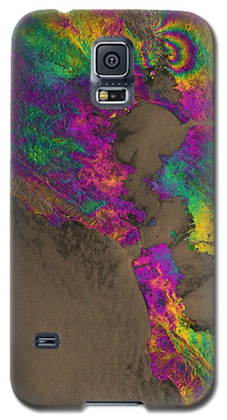 Galaxy S5 Case featuring the photograph Napa Valley Earthquake, 2014 by Science Source