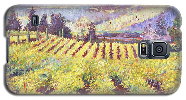 Napa Valley Vineyards Galaxy S5 Case