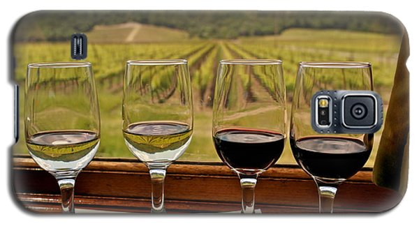 Napa Valley Wine Train Delights Galaxy S5 Case