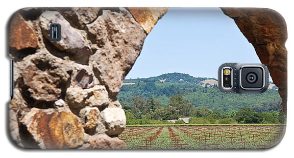 Napa Vineyard Galaxy S5 Case