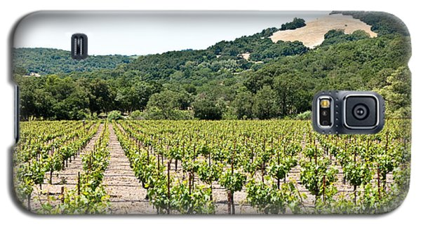 Napa Vineyard With Hills Galaxy S5 Case