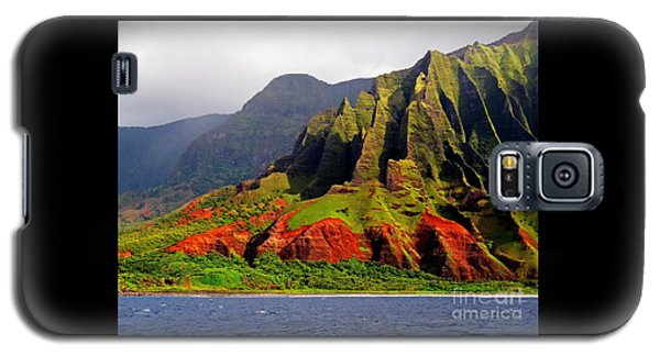 Napali Coast II Galaxy S5 Case