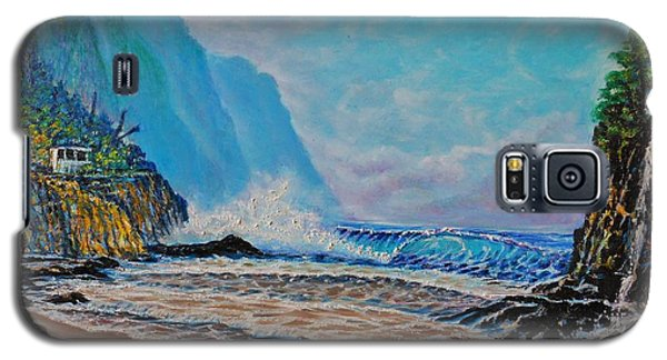Napali Coast Splender Galaxy S5 Case