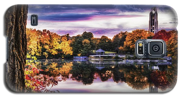 Naperville In Autumn Galaxy S5 Case