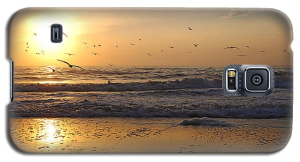 Naples Beach Galaxy S5 Case by Lorenzo Cassina