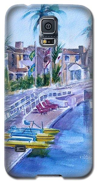 Naples Fun Galaxy S5 Case