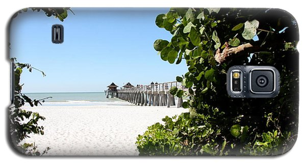 Naples Pier View Galaxy S5 Case by Christiane Schulze Art And Photography